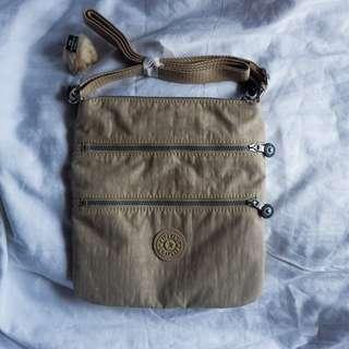 Kipling Alvar Extra Small Kaki Mini Bag