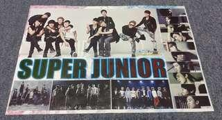 SUPER JUNIOR POSTER