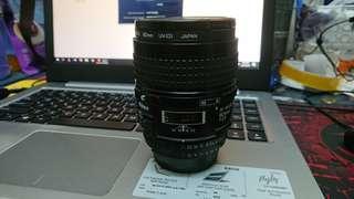 Nikon 60mm f/2.8 Macro AF-D FX