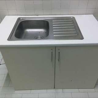 IKEA Cabinet with Sinki