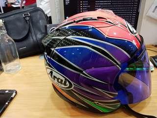 Helmet Arai Sakata Ori Size M