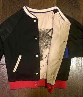 Stella Maccartney kids outer jacket / reversible
