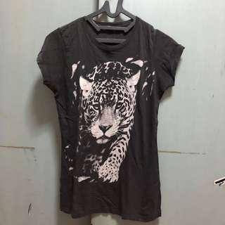 NEW LOOK Tiger T-Shirt