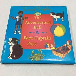 Enid Blyton - The Adventures Ball & Poor Captain Puss