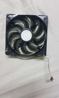 COOLERMASTER Sickle Flow X 12CM Casing Fan with Blue LED