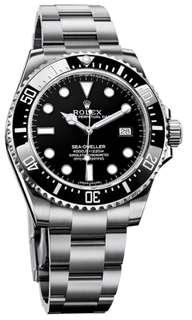 Rolex Sea Dweller 116600 - discon