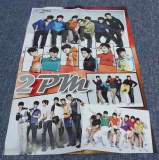 2PM POSTER