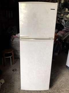 SAMSUNG雲石幻彩紋雙門雪櫃