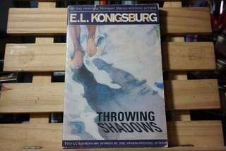 Throwing Shadows - E.L Konigsburg