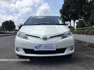 Toyota Previa for Long Term Rental