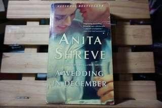 A Wedding In December - Anita Shreve
