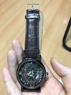 Transparent Mechanical Watch