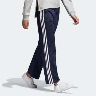Navy Adidas Sailor Pants