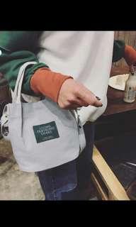 BNIB Mini Canvas Sling bag