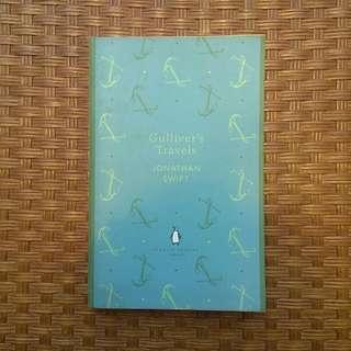 Gulliver's Travels by Jonathan Swift [U]