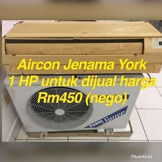Aircond 1hp for sell