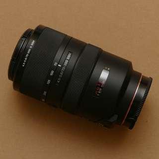 Sony 70–300mm F4.5–5.6 G SSM   SAL70300G