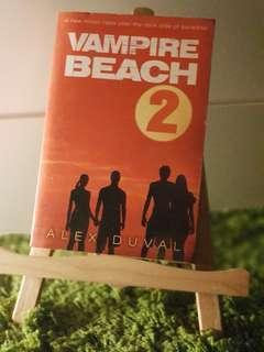 Vampire Beach 2 by Alex Duval