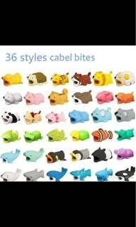 Cute animal cable protector