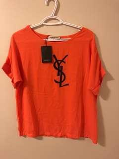 YSL Orange Top (replica)