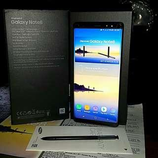 Samsung Galaxy Note 8 Duos Openline NTC