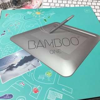 全新Wacom Bamboo One
