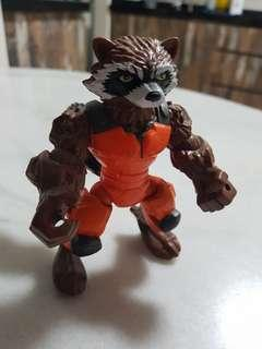 Rocket Racoon Figurine