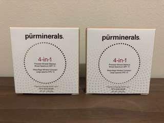 4-in-1 Pressed Mineral Powder Foundation