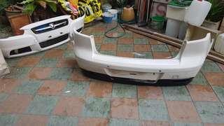 Original Proton Inspira Front & Back bumper