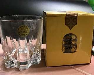 酒杯 威士忌芝華士酒杯2只