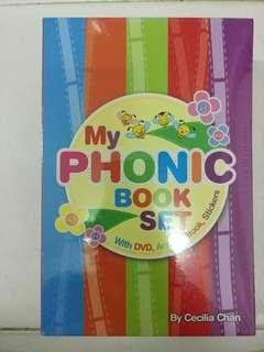 My Phonic Book Set