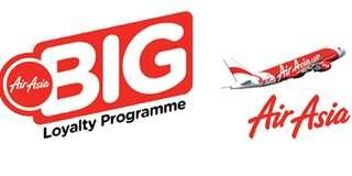 I BELI AIRASIA BIG POINTS ATAU TUNETALK POINTS