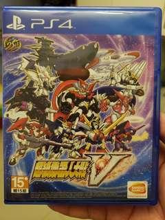 PS4 機戰V 中文版