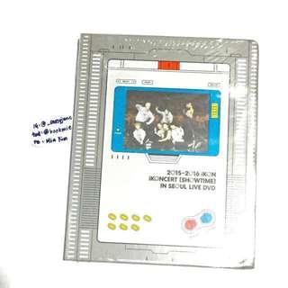 iKON iKONCERT in Seoul DVD