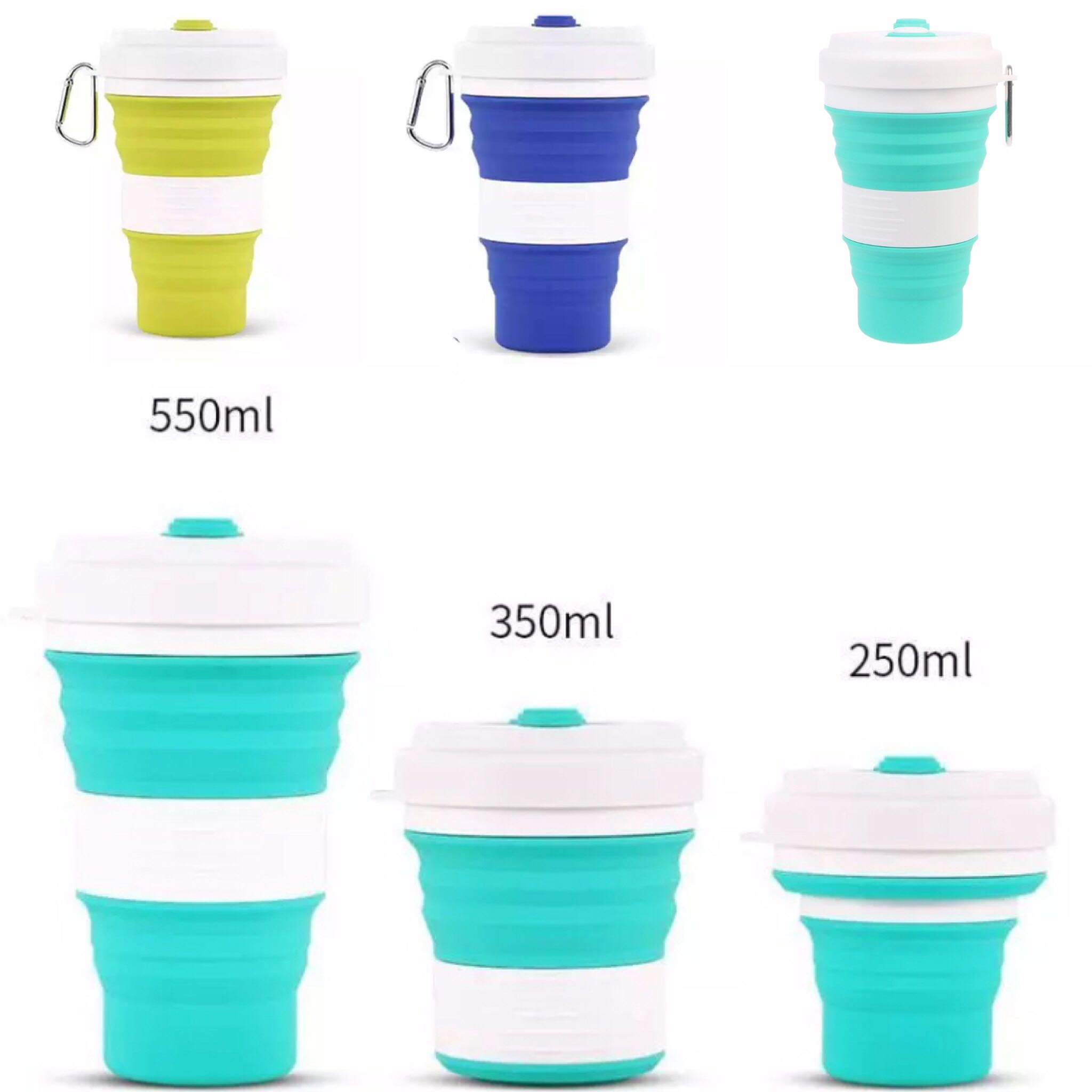 550ml Silicon Collapsible Cup Home Appliances Kitchenware On Carousell Stainless Steel Travel