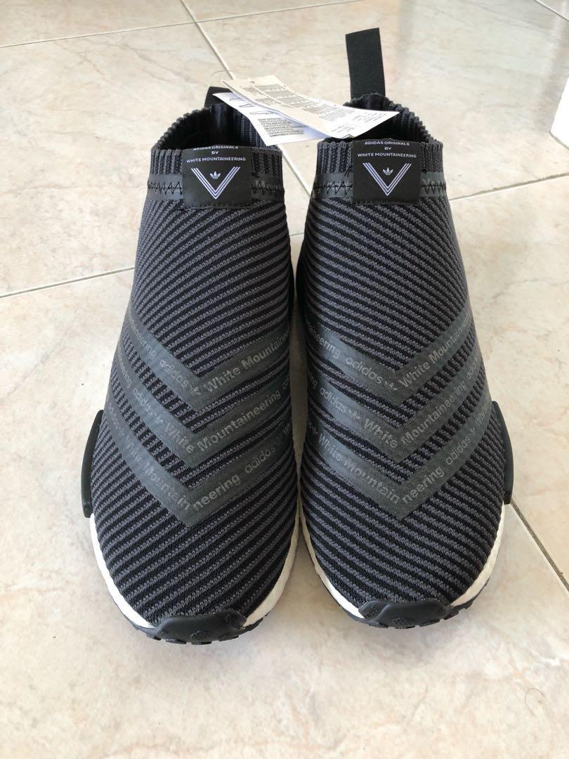 2d14ec5f31e Adidas White Mountaineering NMD City Sock