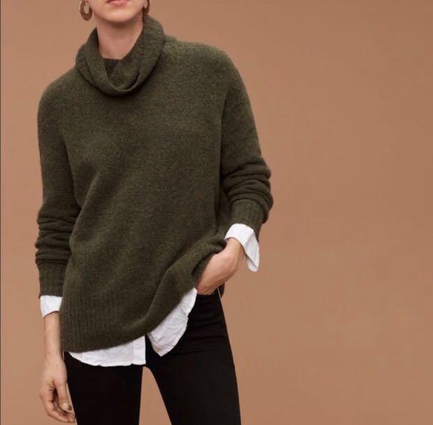 Aritzia Plutarch Sweater