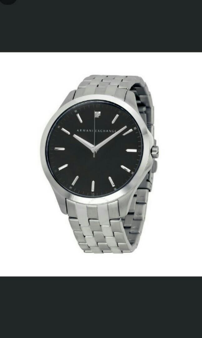 0261c1a18688 Armani exchange 2158 luxury watch