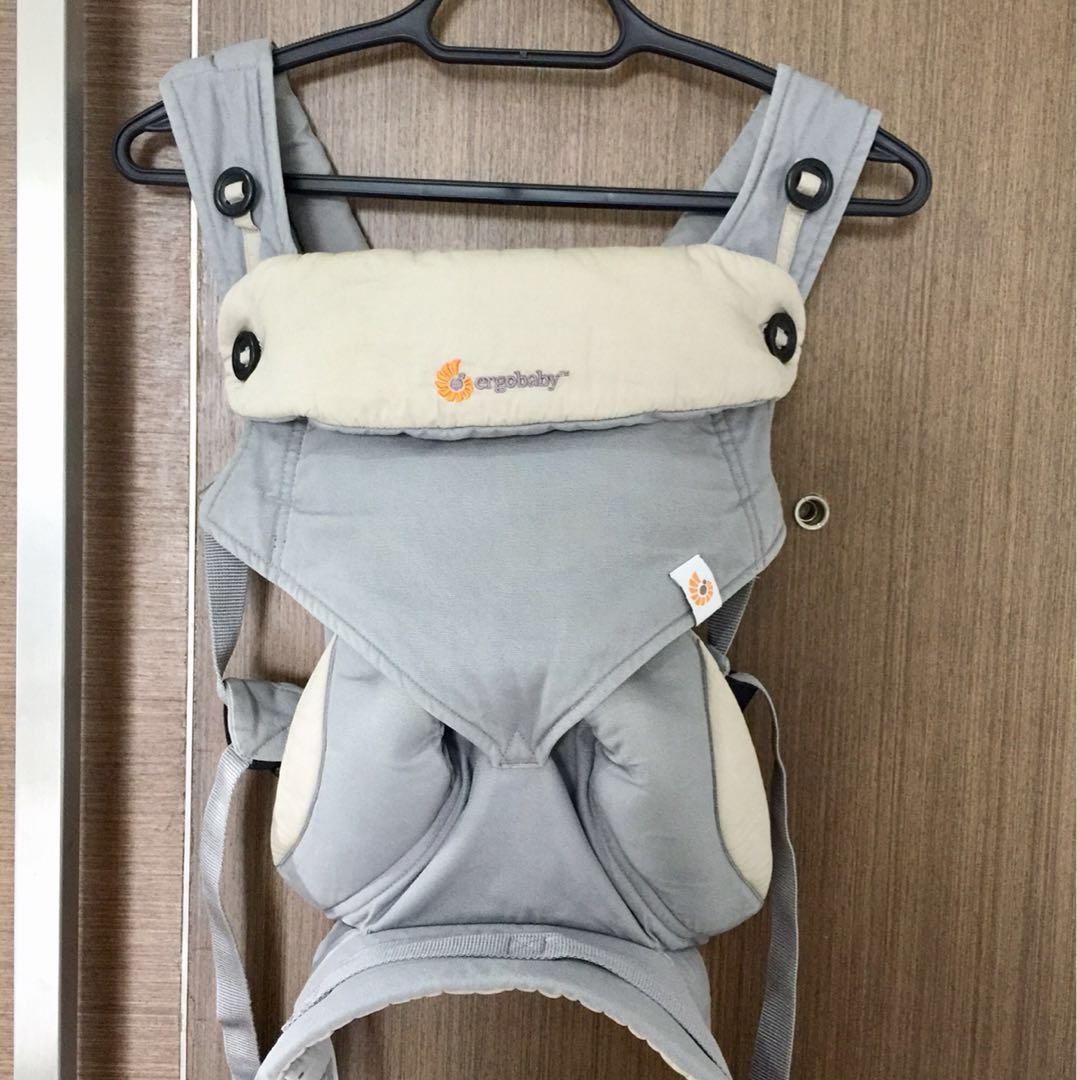 344500f421e Authentic Ergobaby 360 Carrier