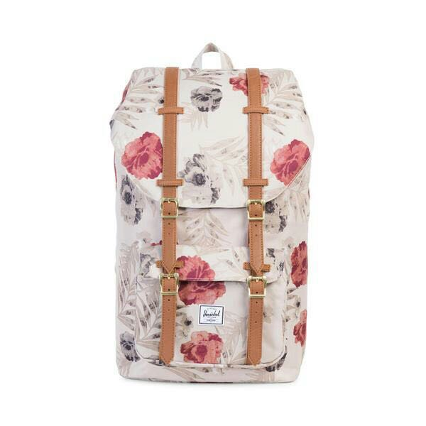 643ef84f89df BACKPACK SALE  Herschel Little America Pelican Floral