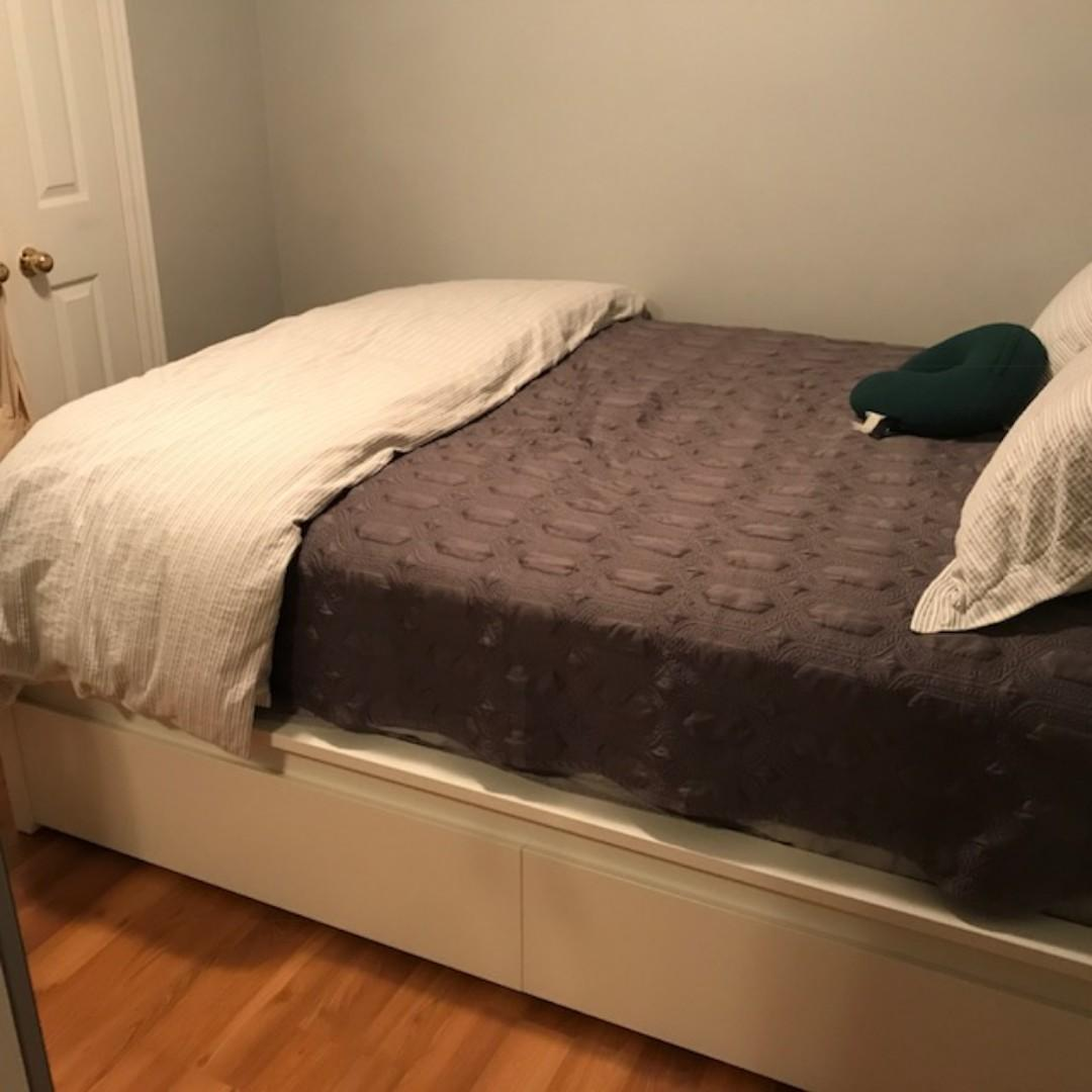 Bedroom Furniture - IKEA >1 year old - Negotiable prices