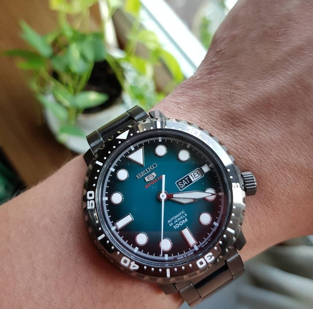 another chance 38f2d ab499 BRAND NEW Seiko 5 Bottlecap SRPC65 (made in Japan), Men's ...