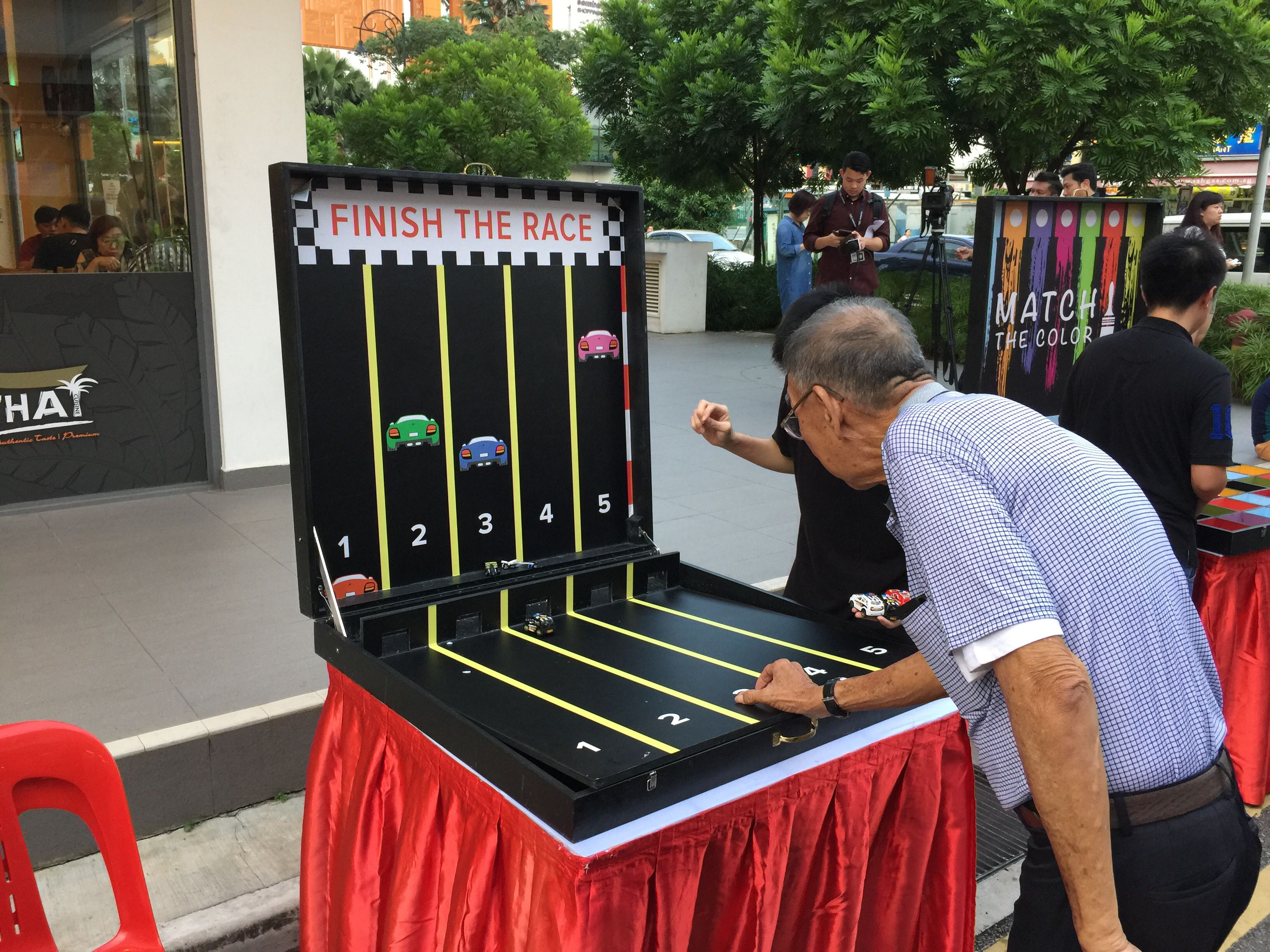 carnival game booths games box party games cheap party game