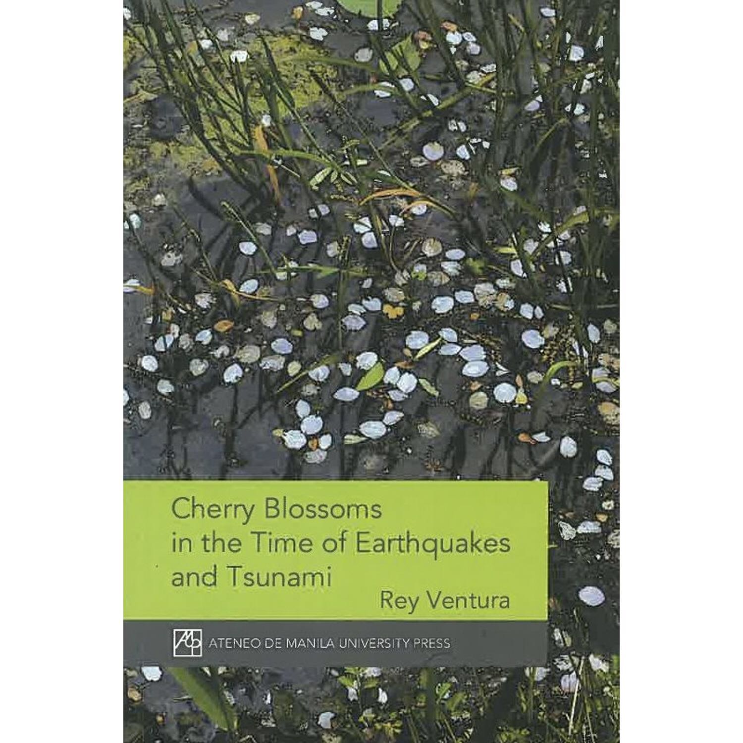Cherry Blossoms in the Time of Earthquakes and Tsunami by