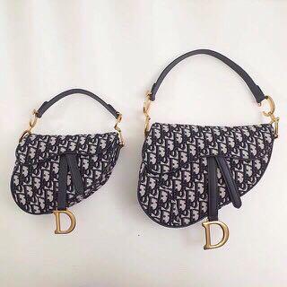 755f50702054 Dior Saddle Bag S M
