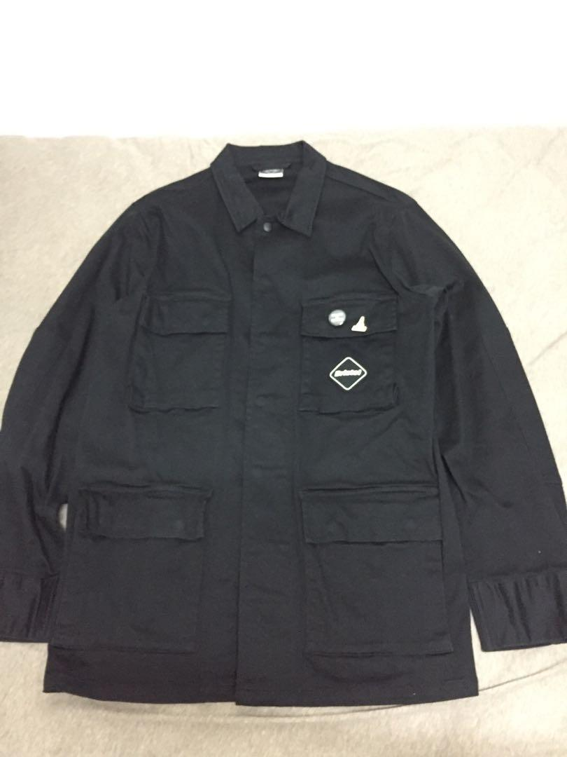FCRB M65 jacket
