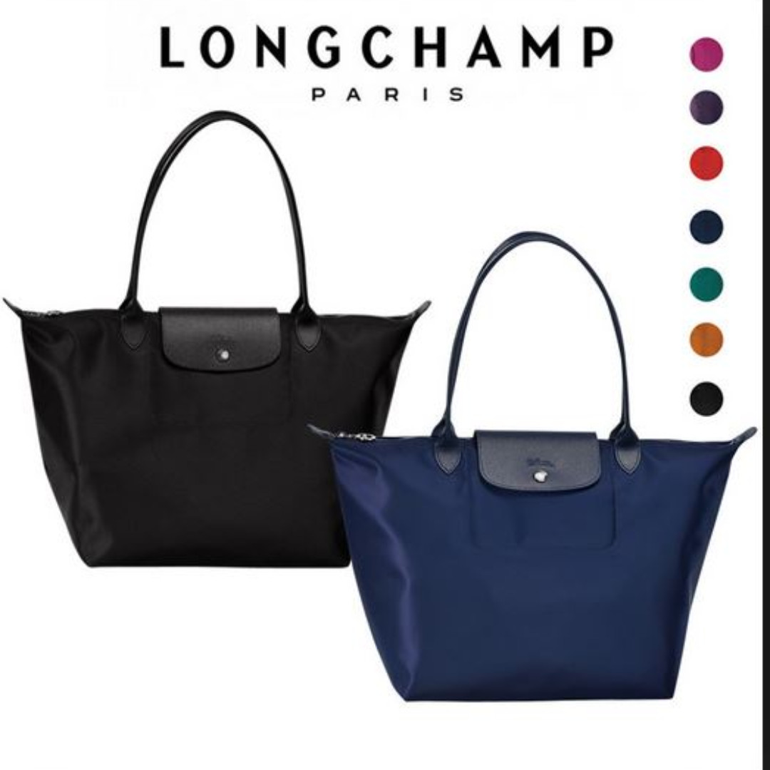 France Made  100% Authentic Original Longchamp Le Pliage Neo Large Tote Bag  1899578 Model dfd3918a4a04b