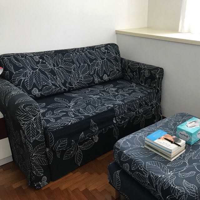Ikea Almost Brand New Sofa Bed