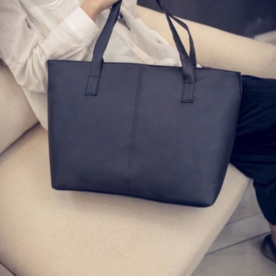 ade17c2946 Korean Style Everyday Large Tote Bag