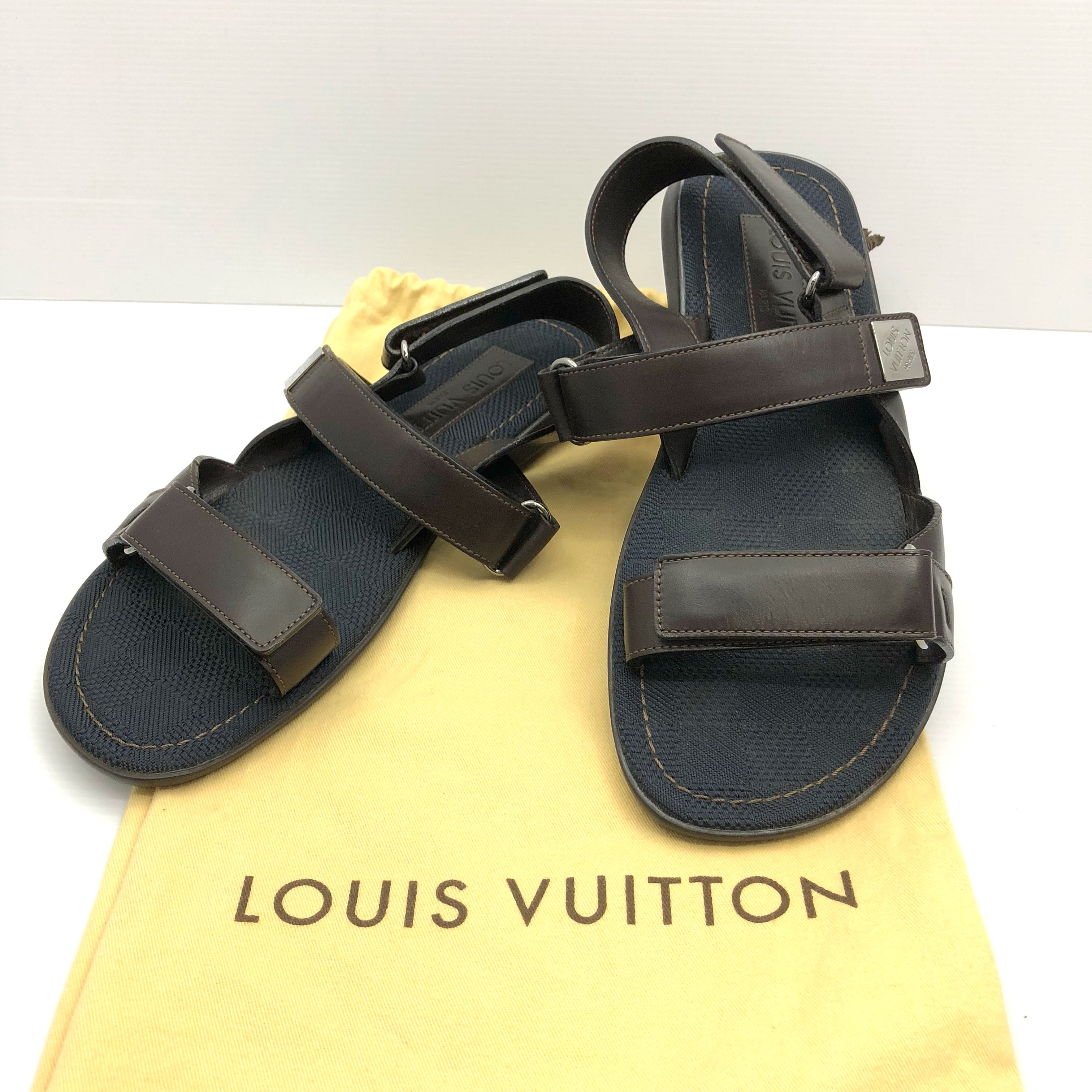 c054e59fe49549 Louis Vuitton Men Sandals 187002864